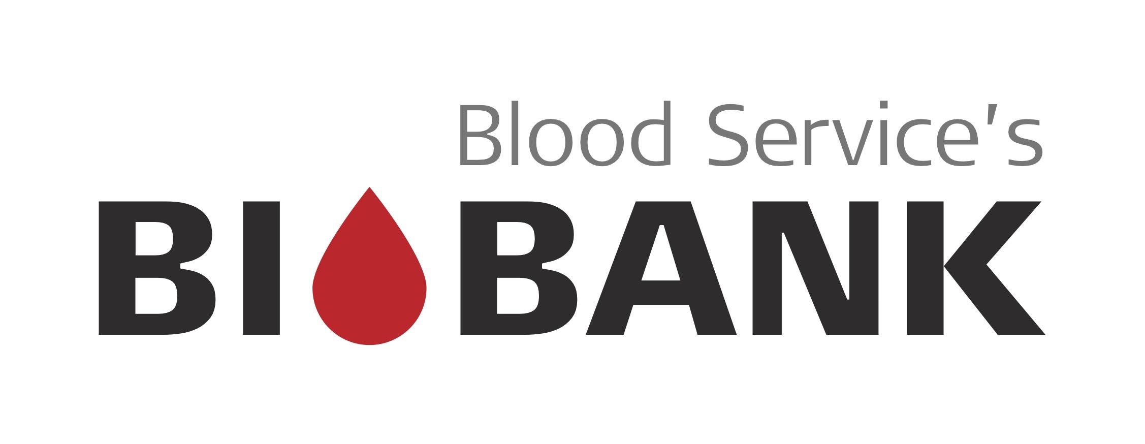 Blood Service's Biobank